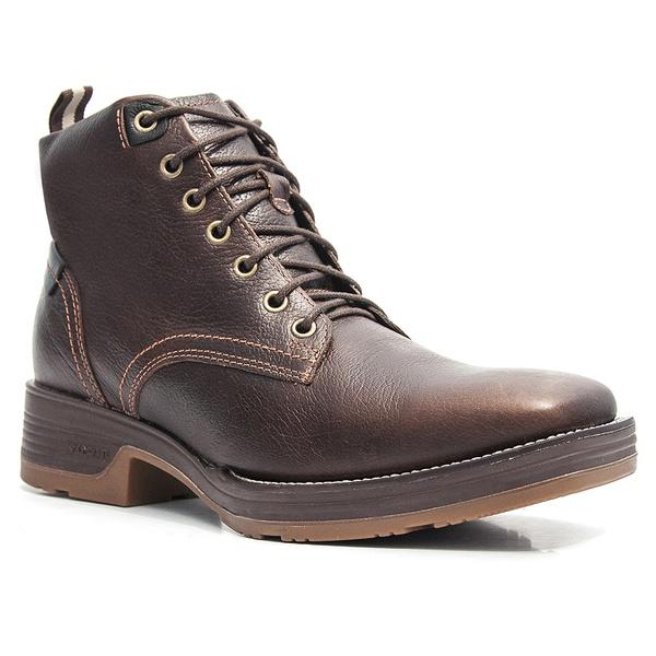 Tênis Country Masculino - Café / Preto - Strong Shock - Vimar Boots