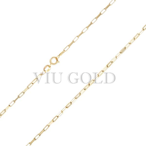 Corrente Cartier de 60cm em ouro 18k amarelo