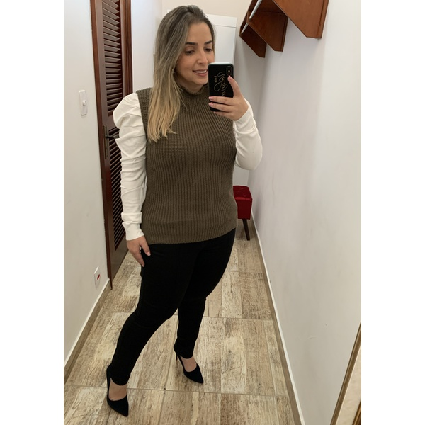 KIT CALÇA FEMININA MODELADORA LOOPPER