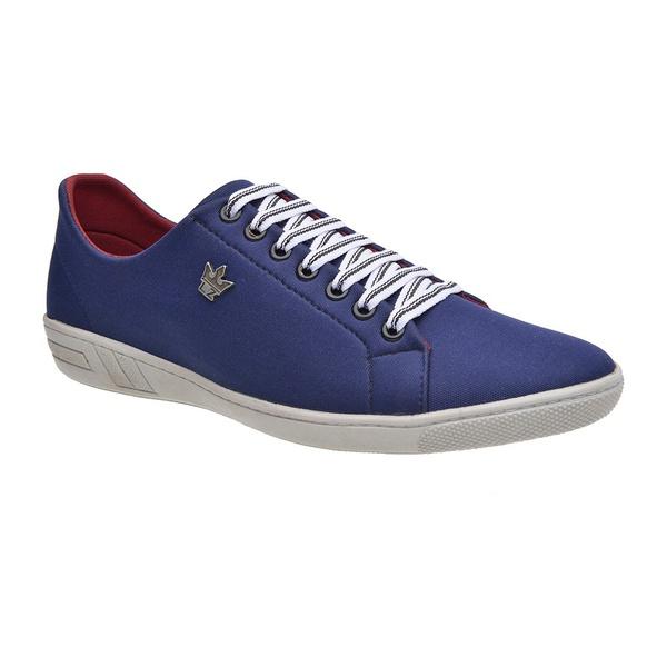 Sapatenis Masculino B2C Casual Leve Confort Azul