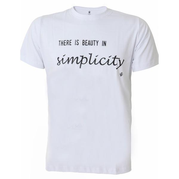 Camiseta Masculina Estampada Zegen Simplicity
