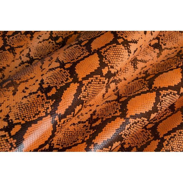 Estampados Snake Orange (p/m/g)