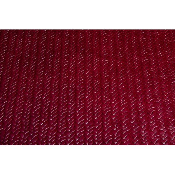 Estampados Trançado Dark Red (p/m/g)