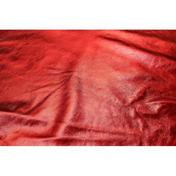 Metalizado Cristal Vermelho (p/m/g)