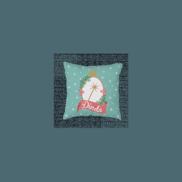 Almofada - Dinda Fada