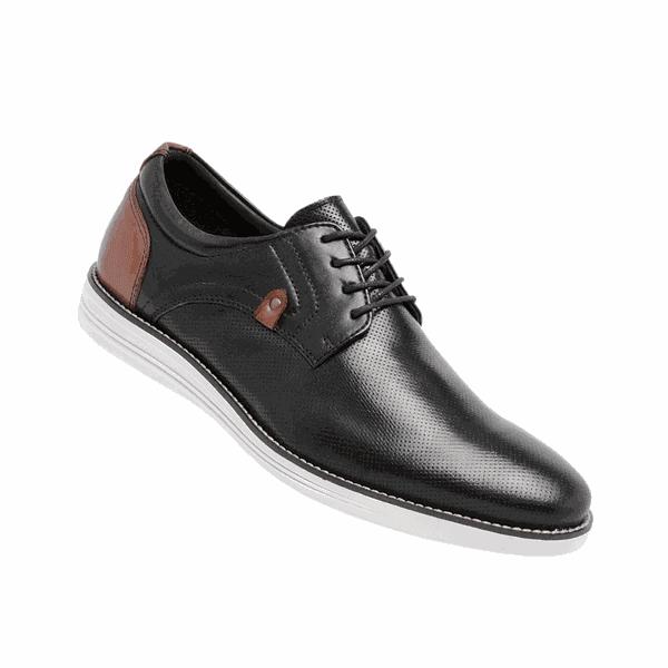 Sapato casual Linha Ferrari 90 - Preto