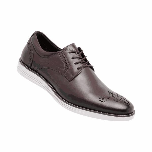 Sapato casual Linha Ferrari 91 - Café