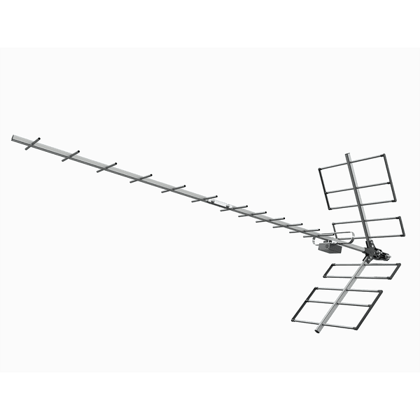 Antena UHF Digital Yagi