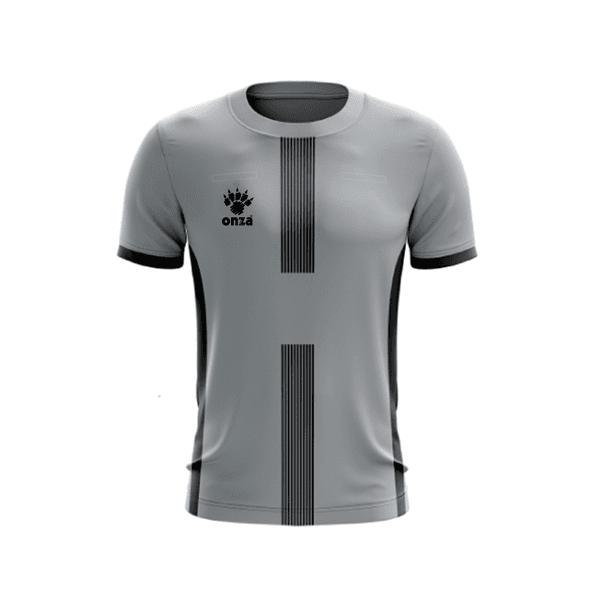 Camisa Arbitro Cinza