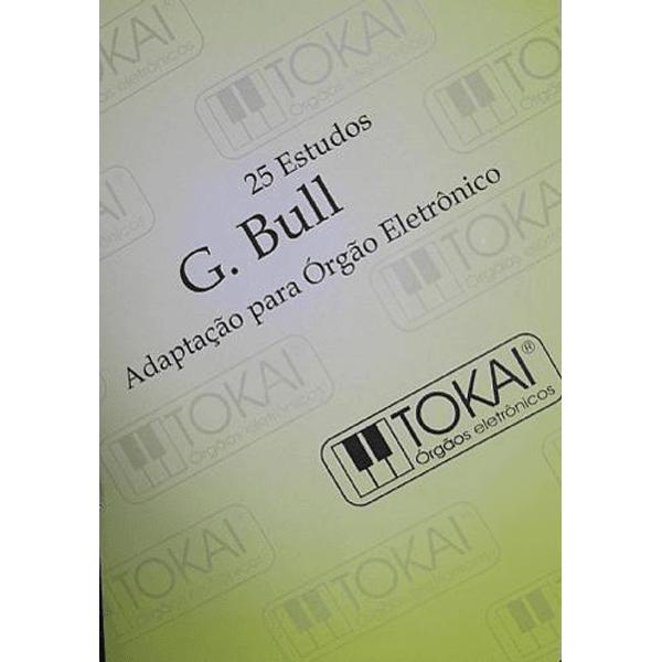 Método Para Orgão Eletrônico George Bull Com Pedaleira