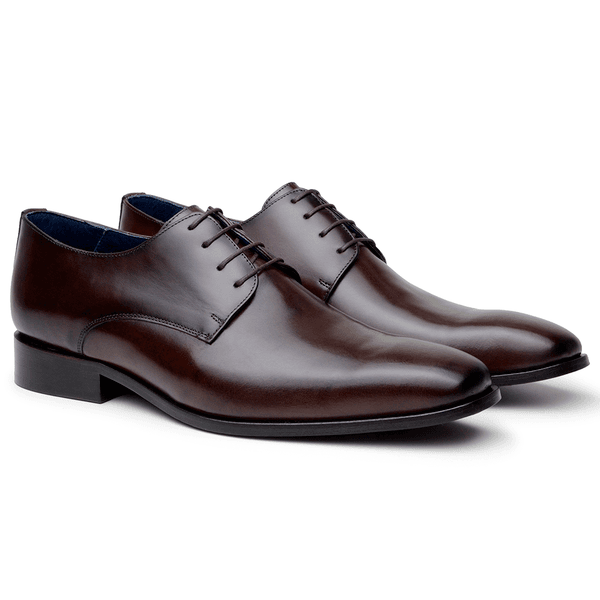 Sapato Masculino Derby Smith Moss