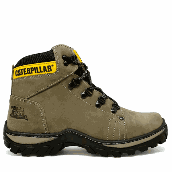 Bota Caterpillar Robust Cinza
