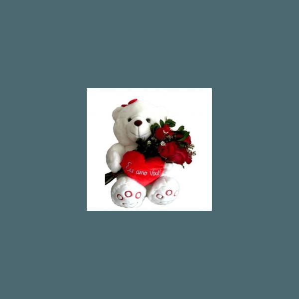 Buquê de Flores Apaixonado