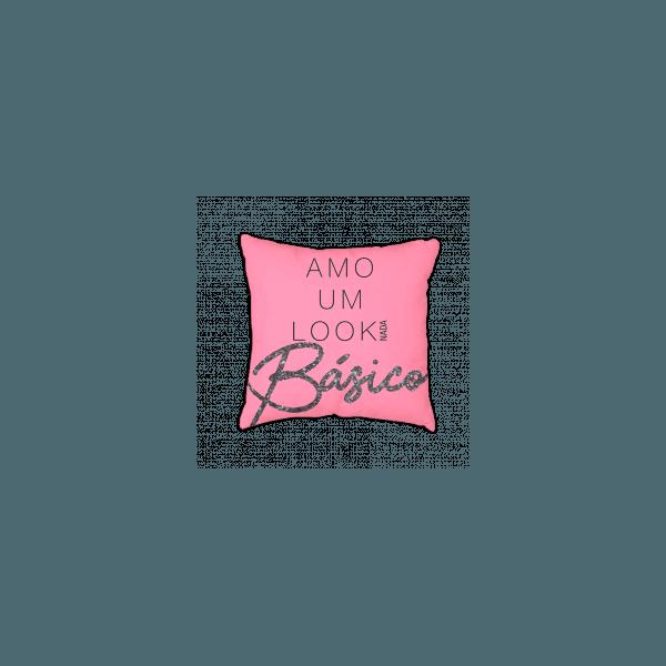 Almofada - Girl Power Pink