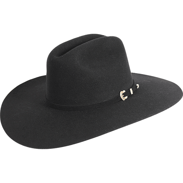 Chapéu Pralana Texano Preto