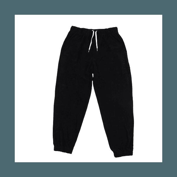 CLASSIC PANTS CLASS ATOALHADA BLACK/BLACK