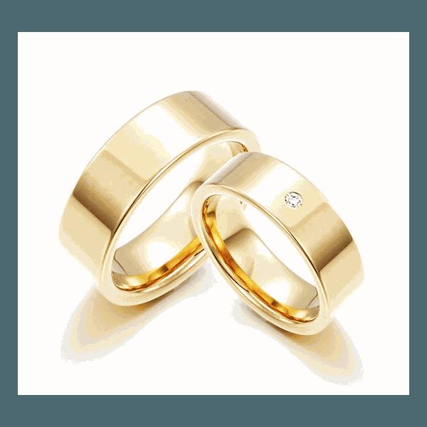 376e9d269bd Alianças Pacifico 8mm ♥ Casamento E Noivado Tungstênio