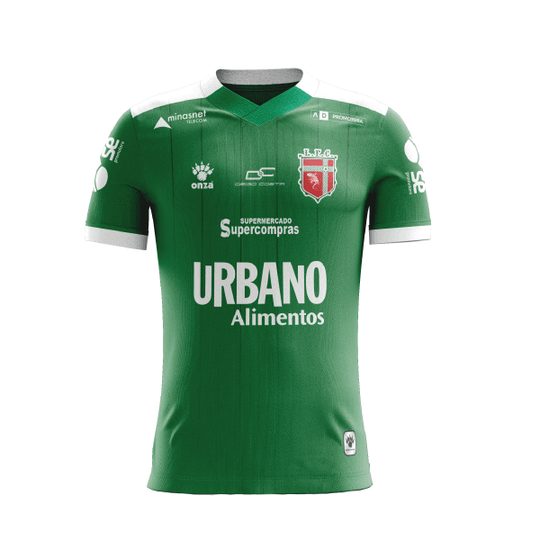 Camisa Lagarto Futebol Clube 2019 C