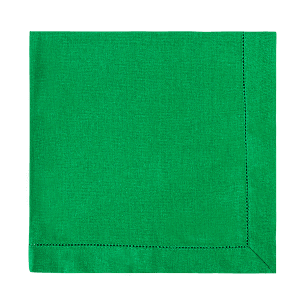 Guardanapo linho verde bandeira
