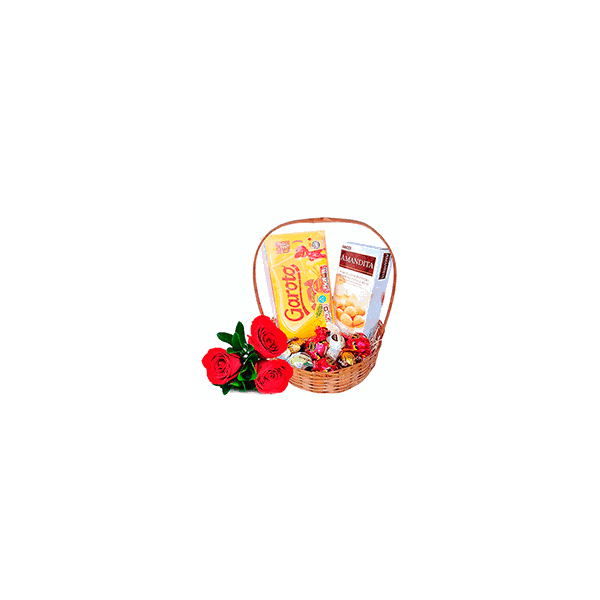 Cestas de Chocolate - Jardim Eliana