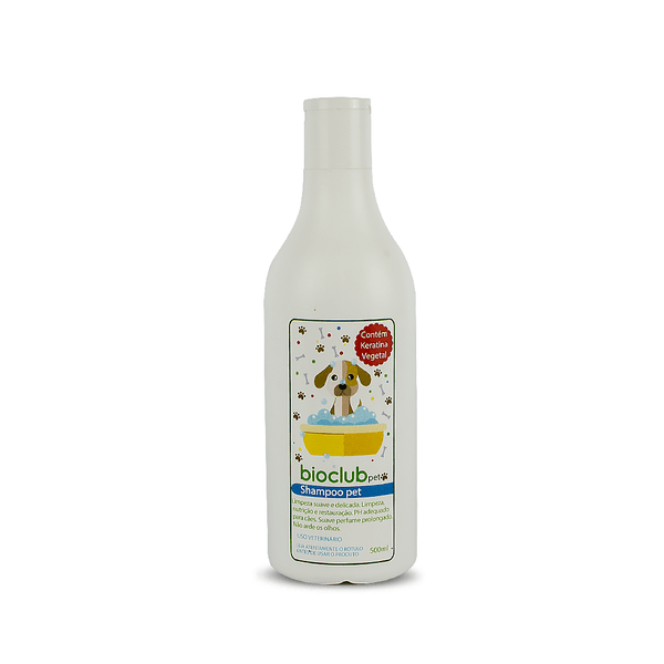 SHAMPOO PET SAUDÁVEL BIOCLUB® 500ml