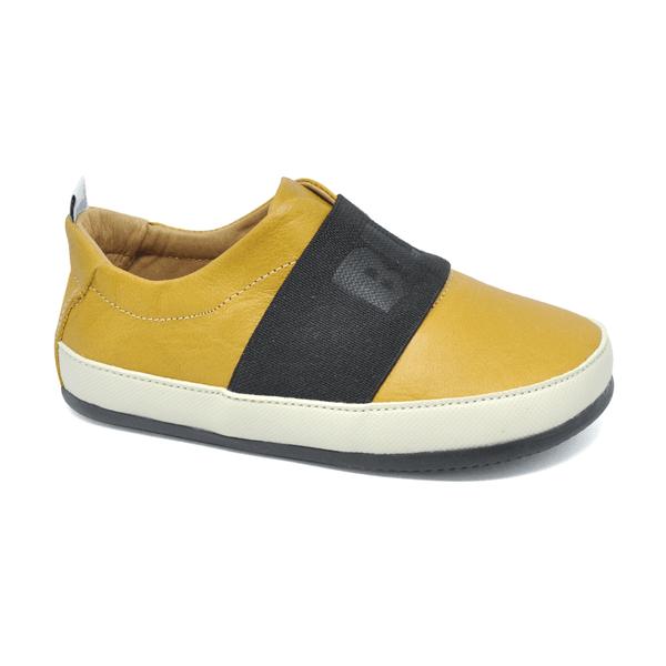 Tênis Infantil Masculino Otto - Amarelo