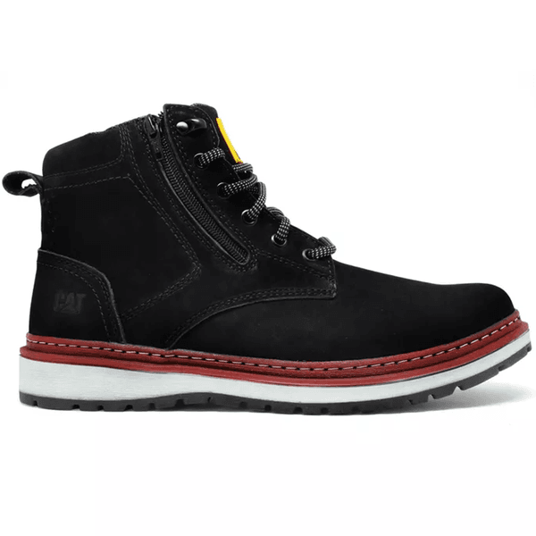 Bota Caterpillar Zip One - Preto