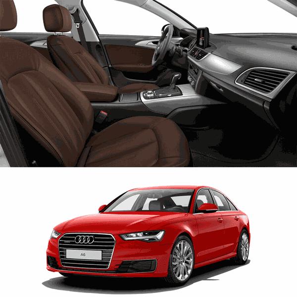 Revestimento Banco de Couro Audi A6