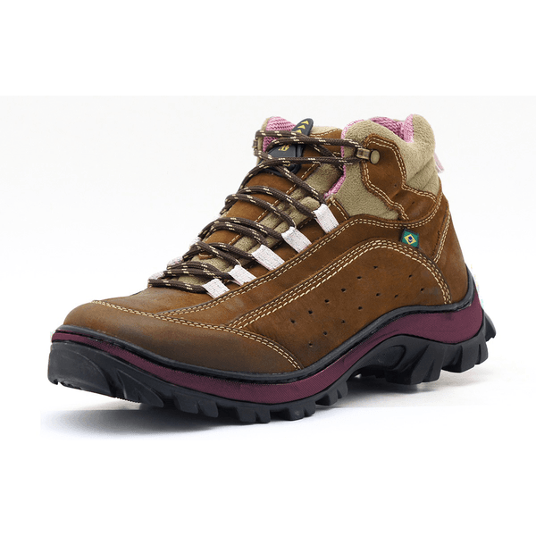 Bota Adventure Atron Shoes- 019 - Castor