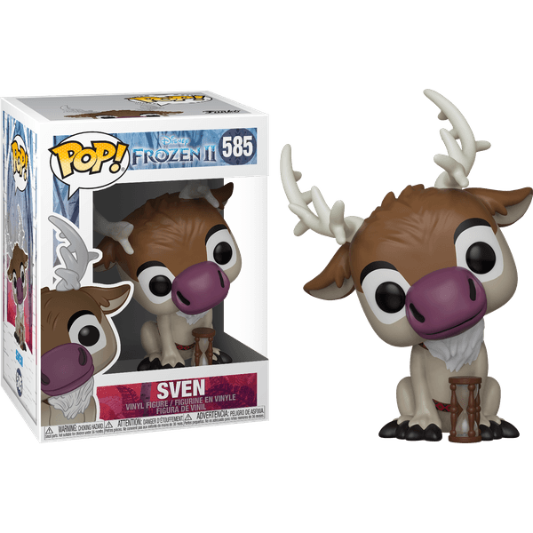 FROZEN 2 - SVEN #585 FUNKO POP!