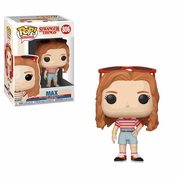 Max Mall Outfit Pop! Vinyl #806