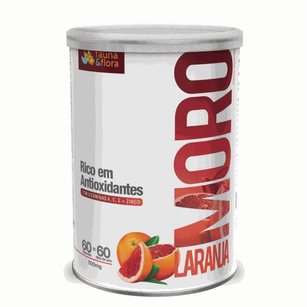 Laranja Moro 500mg - 60 cápsulas
