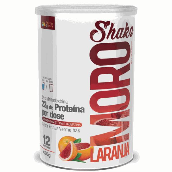 Shake Laranja Moro - 480g