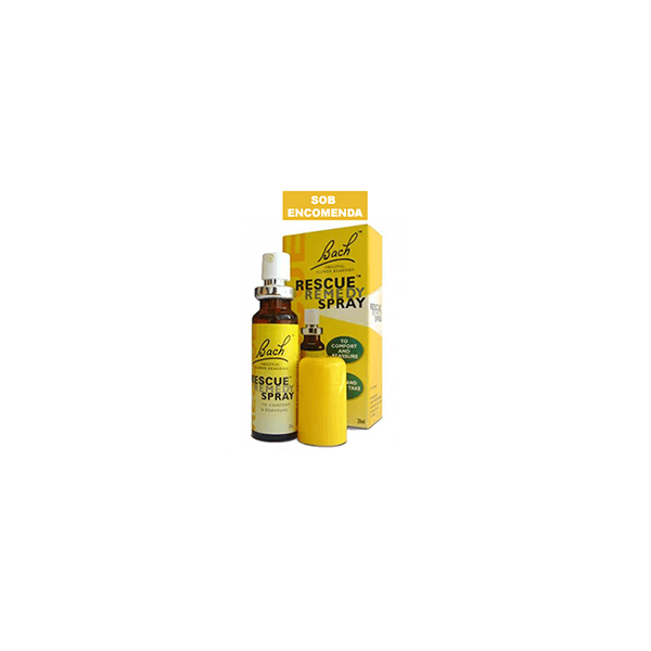 Spray Rescue Remedy 20ml