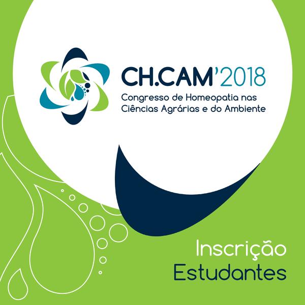 Inscrição - Estudantes CH.CAM2018