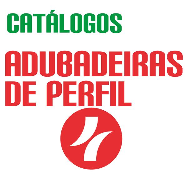 Catálogos Adubadores de Perfil