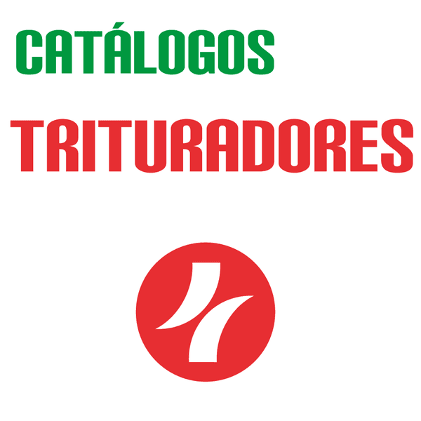 Catálogos Trituradores