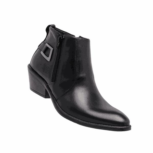 Bota masculina estilo country – Linha Americana 8094 – Preto