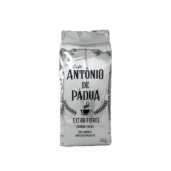 Café Antônio de Pádua - Extra Forte - Torrado e Moído - 500g