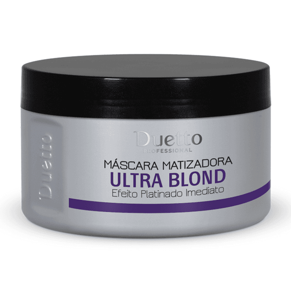 Mascara Ultra Blond Duetto Professional 280g