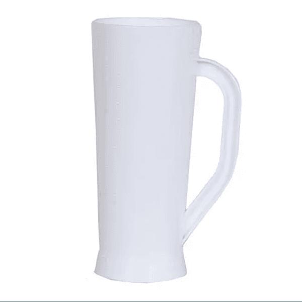 Caneca Long Branca 400 ml - Caixa com 50 unidades