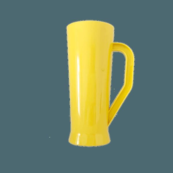 Caneca Long Amarelo fechado - Caixa com 50 unidades