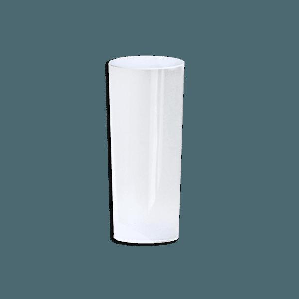 Copo Long Branco - Caixa com 100 unidades