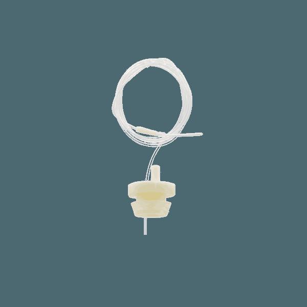 Sistema para Aspiração Folicular com Rolha ABS