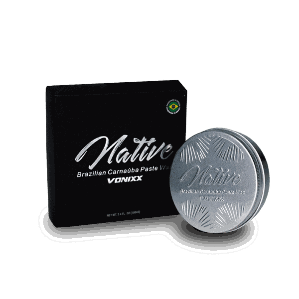 Native Brazilian Carnaúba Paste Wax (100ml)