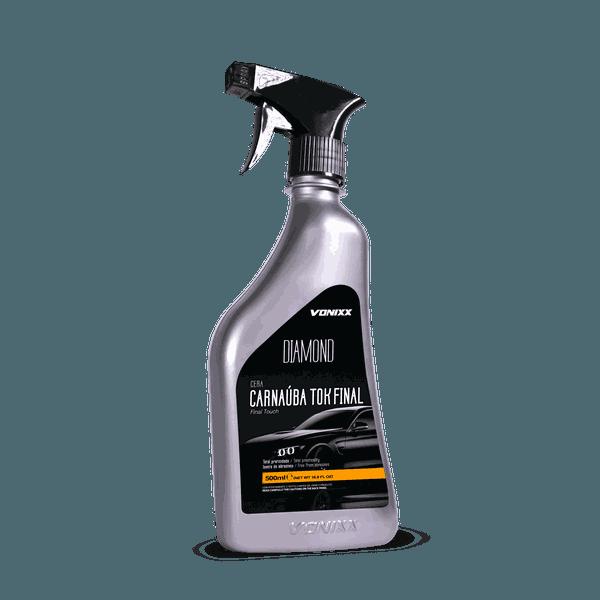 Carnaúba Tok Final – Cera Líquida de manutenção (500ml)