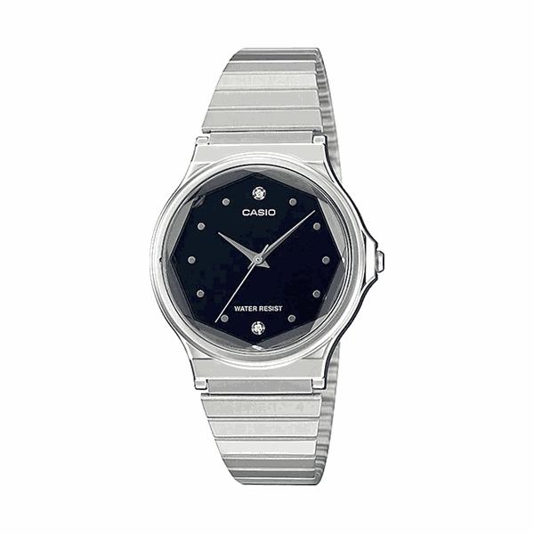 Relógio Casio Analógico Diamantes
