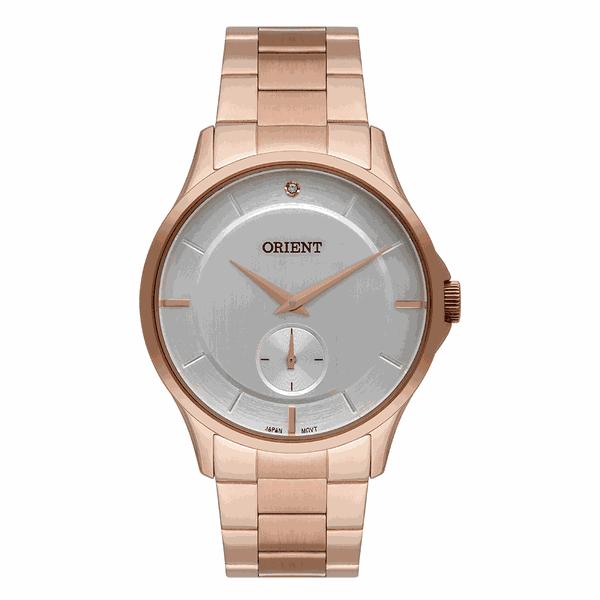 Relógio Orient Feminino Eternal Rosé