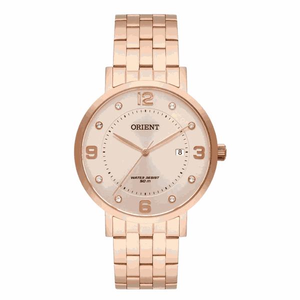 Relógio Orient Feminino Rosé