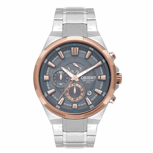 Relógio Orient Masculino Sport Cronógrafo
